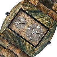 ウィーウッド WEWOOD 木製 メンズ 腕時計 JUPITER-RS-ARMY アーミー [並行輸入品]