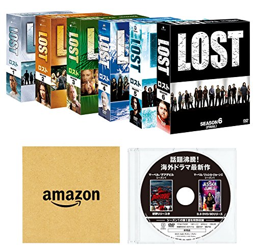 【Amazon.co.jp限定】LOST (シーズン1-6)...