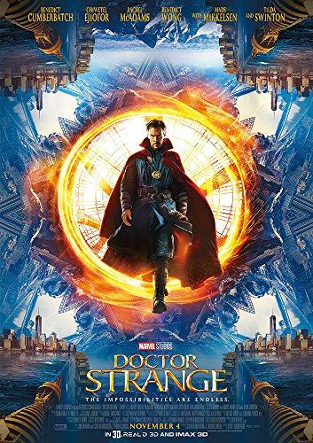 ドクター・ストレンジ MCU ART COLLECTION (Blu-ray)