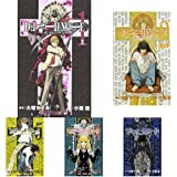 DEATH NOTE コミック 全12巻完結セット