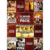 10-Movie Western Pack 1 [DVD] [Import]
