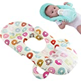 Yiteng ベビー枕 授乳クッション 哺乳瓶ホルダー 双子授乳クッション 育児グッズ 哺乳瓶支持 赤ちゃん授乳枕 赤ち…