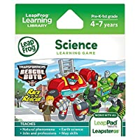 LeapFrog Transformers Rescue Bots Race to the Rescue [並行輸入品]