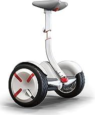 【Amazon.co.jp限定】ninebot(ナインボット) 操縦者の重心移動により運転する未来型移動ツール Ninebot mini Pro(ナインボットミニプロ) ホワイト ※保証期間1年付き