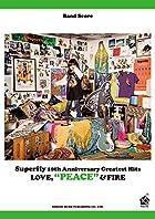 バンド・スコア Superfly / 10th Anniversary Greatest Hits 『PEACE』