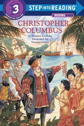 Christopher Columbus (Step-Into-Reading, Step 3) (Paperback)の詳細を見る