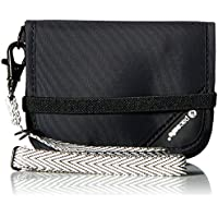 Pacsafe Rfidsafe V50 Compact Wallet, Goji Berry