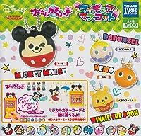 ディズニーキャラクター マジカルガチャコーデ フィギュアマスコット 全4種セット ガチャガチャ