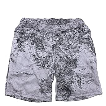TALKING ABOUT THE ABSTRACTION Print coolmax Short MAP XL(MENS4)