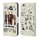 ONE DIRECTION - Tape Snapshot レザー手帳型/ iPhoneケース/ 【公式 / オフィシャル】