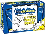 Telestrations 12-Player Party Pack Game【直輸入品】