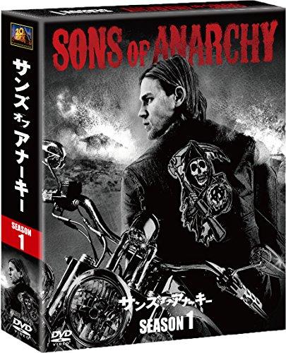 サンズ・オブ・アナーキー シーズン1(SEASONSコンパクト・ボックス) [DVD]