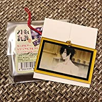 ☆刀剣乱舞 ビジュアル コレクション キーホルダー 燭台切光忠 ☆