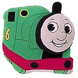 西川産業 THOMAS&FRIENDS パーシー キャラクター枕 30×28cm WMY1601713