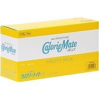 大塚製薬 カロリーメイト ゼリー フルーティ ミルク味 215g×6袋