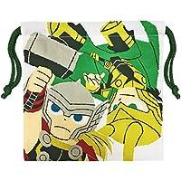 マーベル 巾着 Thor&Loki SPKN578