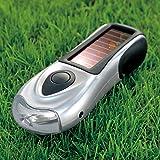 リマーク(REMARK) ソーラー&手動充電LEDライト