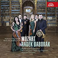 Mozart: Sinfonia Concertante Music for French Horn