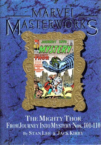 Download Marvel Masterworks: The Mighty Thor (Journey into Mystery #101-110) 0871359928