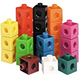 Learning Resources LER7586 Snap Cubes Set (1000 Piece)