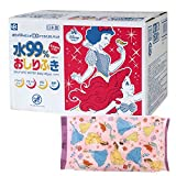 ディズニー プリンセス 純水99% おしりふき 80枚入×20個 (1600枚) 日本製 パラベンフリー