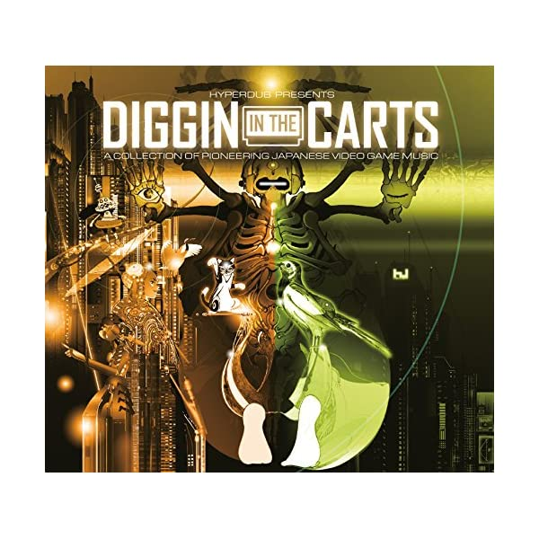 DIGGIN IN THE CARTS [帯解...の紹介画像1