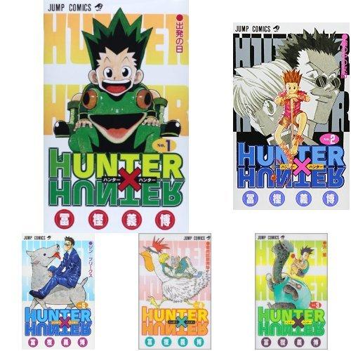 HUNTER×HUNTER 1-34巻セット
