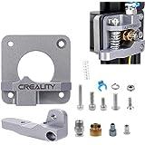 Ender 3 CR-10 Extruder Upgraded Aluminum Metal MK8 Bowden Extruder 40 Teeth Drive Gear for 3D Printer Ender 3 Pro,Ender 5,CR-
