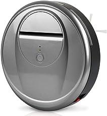 ロボット掃除機 小型 ロボットクリーナー 自動掃除機 カーペット掃除機 静音 強力吸引 落下& 衝突防止 丸型 進化版