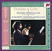 Mozart & Schubert: Works for Two by Murray Perahia (2015-05-20)