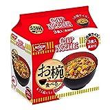日清 お椀で食べるカップヌードル 3食パック 96g×6個