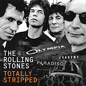 Totally Stripped (CD+4BLU-RAY)
