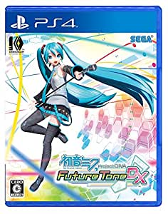 初音ミク Project DIVA Future Tone DX - PS4