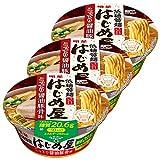 明星 低糖質麺 はじめ屋 糖質50%オフ こってり醤油豚骨味 87g×3個