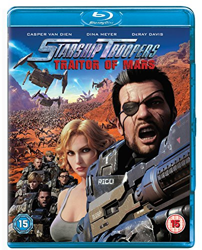 Starship Troopers: Traitor of