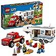 レゴ (LEGO)シティ キャンプバンとピックアップトラック 60182
