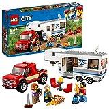 レゴ(LEGO) シティ キャンプバンとピックアップトラック 60182