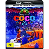 Coco (4K/BD/BD-Bonus)