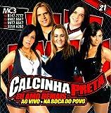 Vol. 21 Ao Vivo Na Boca Do Povo: Eu Amo Demais [CD] 2009 ユーチューブ 音楽 試聴
