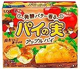 ロッテ 発酵バター香るパイの実(アップルパイ) 69g×10個