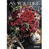 シャディ カタログギフト AS YOU LIKE (アズユーライク) ダイヤモンドリリー 100,000円コース 包装紙:フラワー