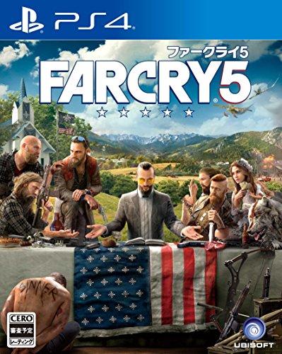 【PS4】ファークライ5 【初回生産限定特典】「ドゥームズデイ・プレッパーパック」ダウンロードコード同梱