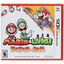 Nintendo CTRPAYNE Mario and Luigi: Paper Jam, 3DS