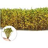 グリーンスタッフワールド 背丈の有る潅木 ライトグリーン (茎の長さ:4cm) 情景用素材 GSWD-9925