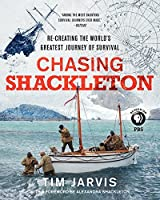 Chasing Shackleton: Re-creating the World's Greatest Journey of Survival【洋書】 [並行輸入品]