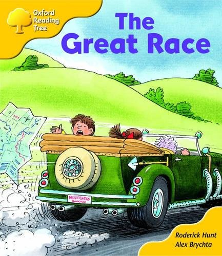 Oxford Reading Tree: Stage 5: More Storybooks (Magic Key): The Great Race: Pack Aの詳細を見る