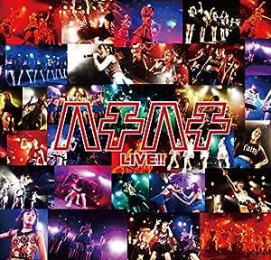 「ハチハチ」LIVE!! (初回限定盤) (DVD付)