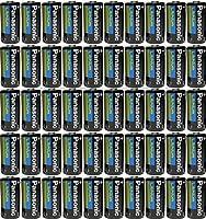 50個Panasonic cr123a 3Vフォトリチウム電池