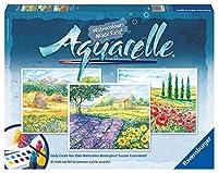 Ravensburger Aquarelle Provence Arts and Crafts Kit [並行輸入品]