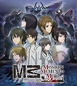 M3~ソノ黒キ鋼~///MISSION MEMENTO MORI - PS Vita